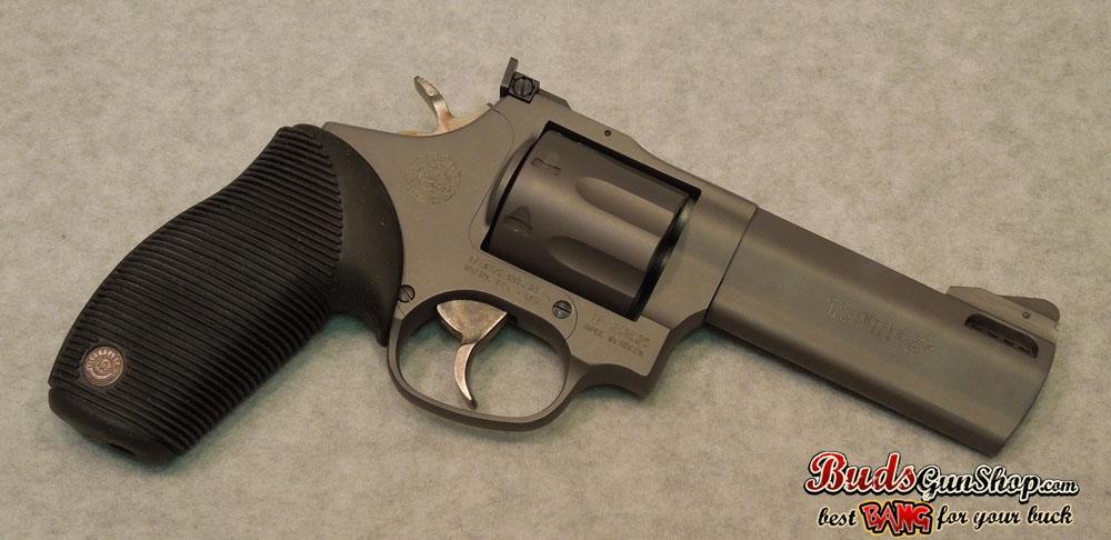 used Taurus Tracker Titanium  357
