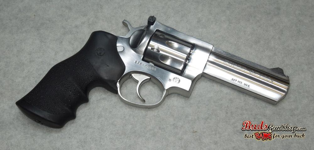 used Ruger GP100  327 Federal