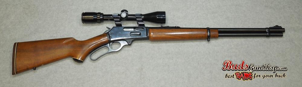 Marlin Firearms Co. Model 336 Cs 35 Rem Micro Groove Scope Sling ...