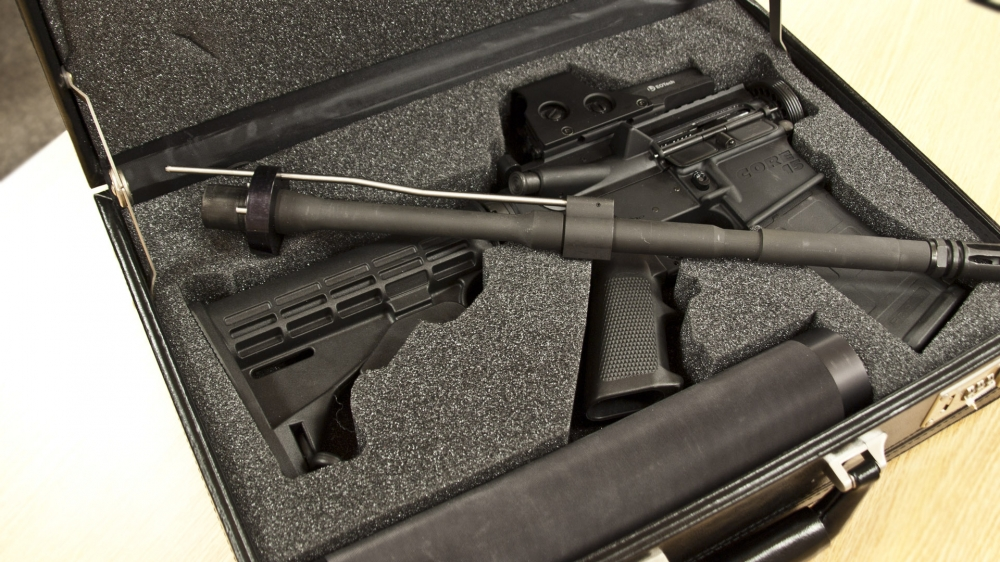 AR-15 Covert Carry Kit WITH CASE $249.00