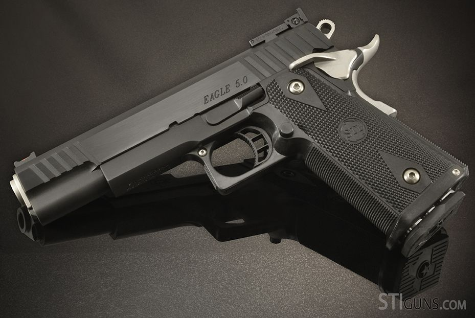 STI The Eagle 17+1 9mm 5.11\