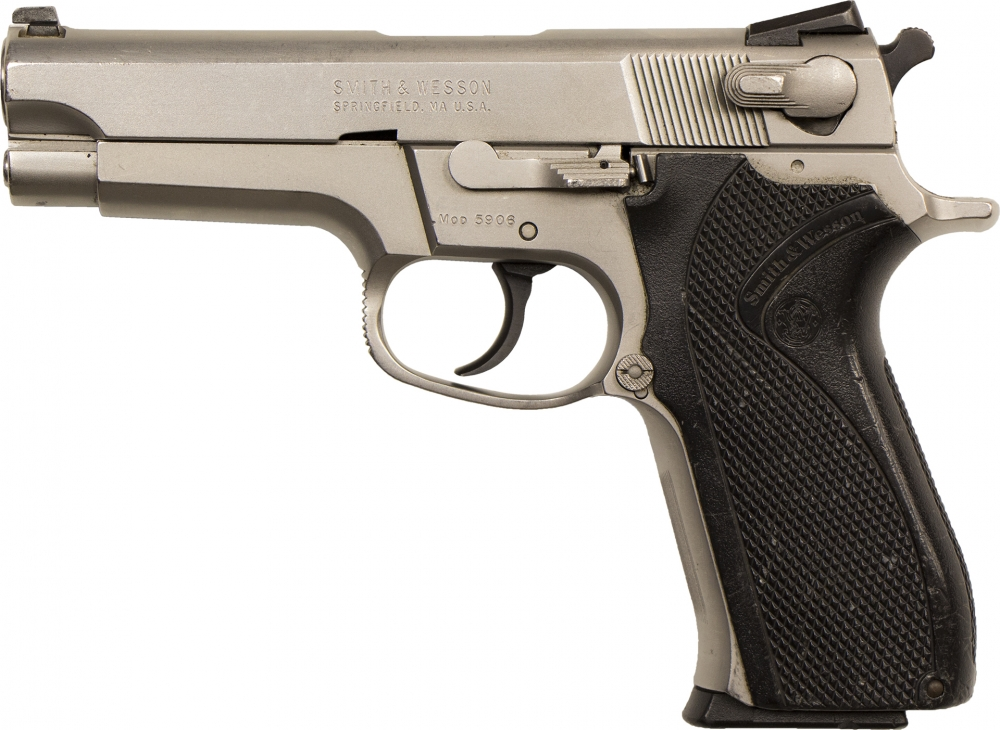 Used Smith & Wesson 5906 9mm 15+1 STS