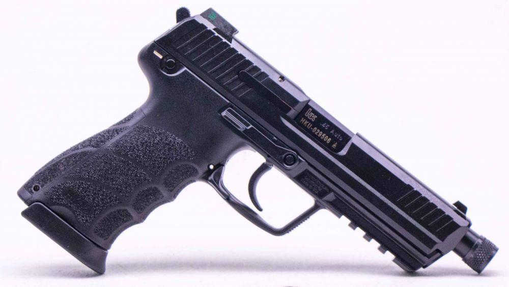 used Heckler & Koch HK45 Tactical Night Sights