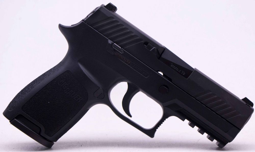 used Sig Sauer P320 Compact 9mm 10rd