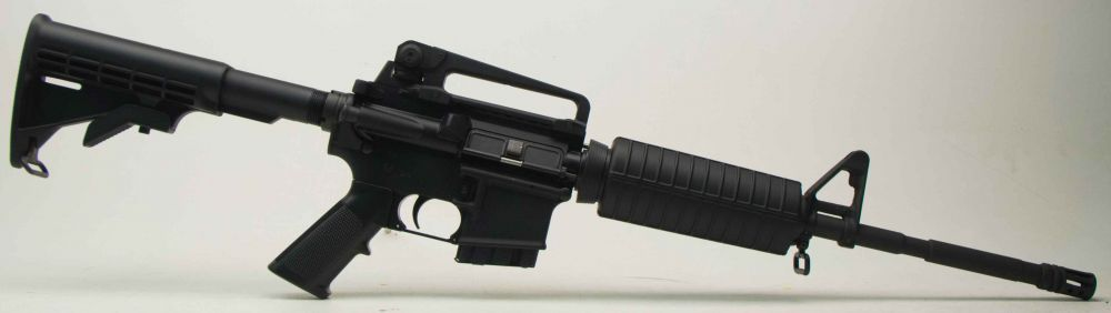 used windham weaponry ww 15 compliant ar 15 223 549 00