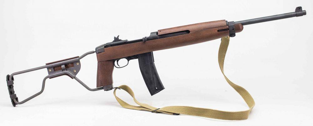 f6404f638c1c8b used Auto Ordnance M1 Carbine Paratrooper