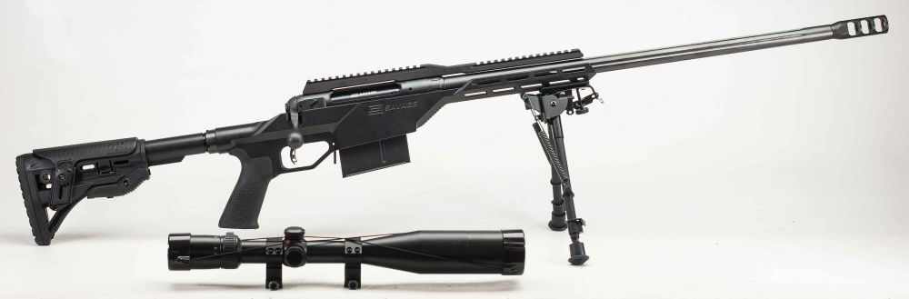 used Savage 110BA  338 Lapua Stealth