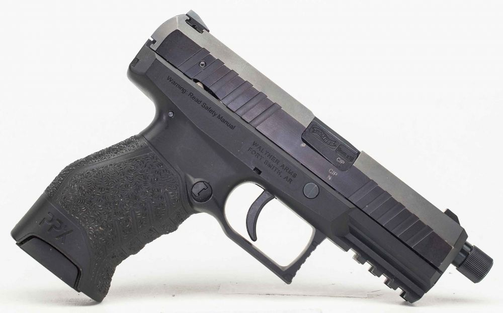 used Walther PPX SD 9mm