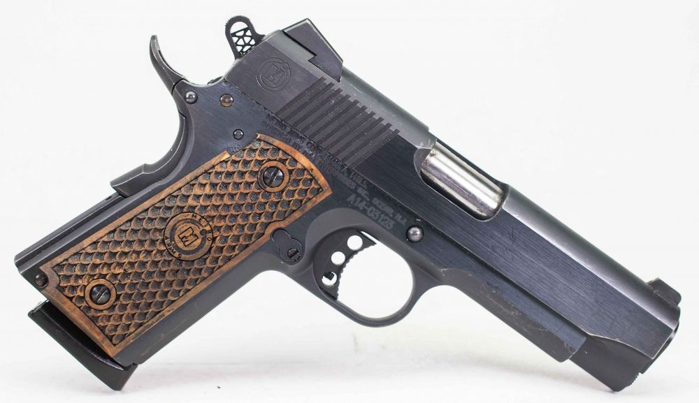 used Metro Arms American Compact Commander  45