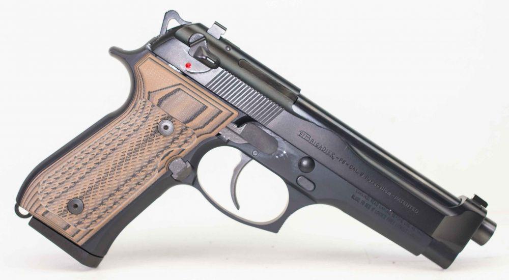 used Beretta 92FS Brigadier 9mm Jarvis