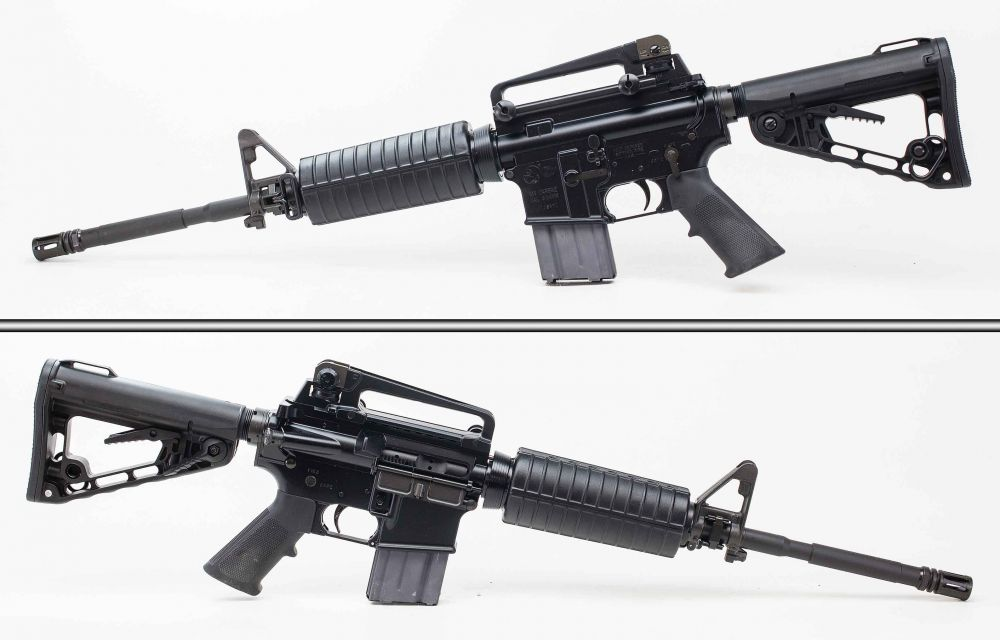 used Colt M4 Carbine LE6920