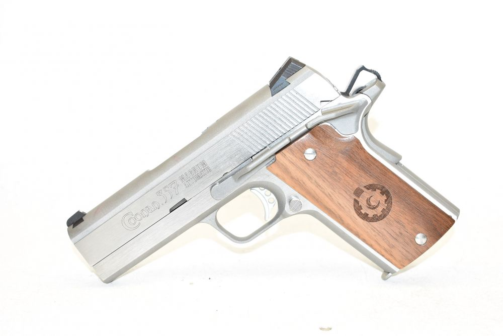 used Coonan Compact  357 Magnum