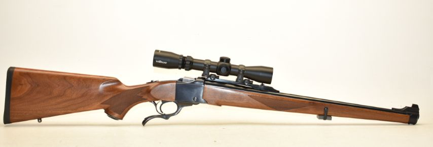 used Ruger #1 International 7x57mm RSI