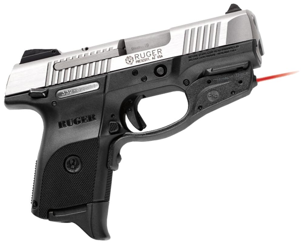 Crimson Trace LG449 LaserGuard Polymer Ruger SR9C