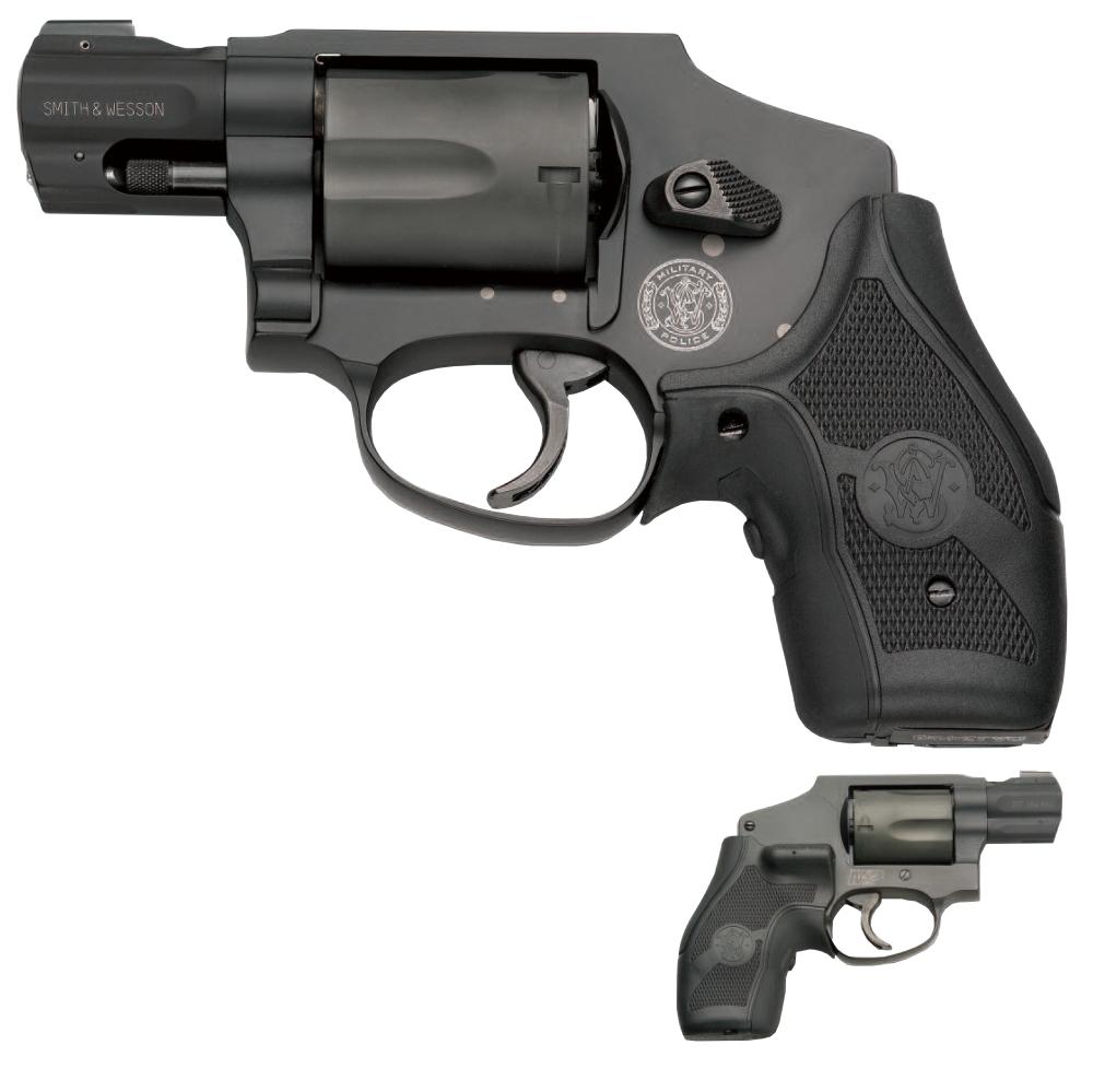 S&W M&P 340 No Lock 357 Mag 1.88\
