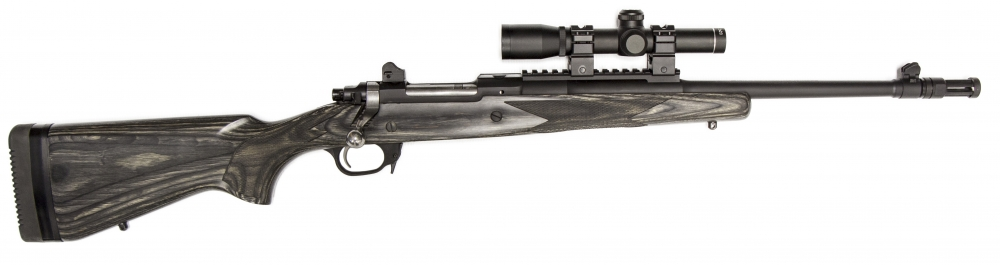 used Ruger Gunsite Scout  308