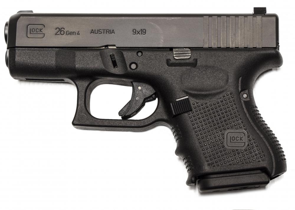 used Glock 26 Gen 4 Night Sights $402.00