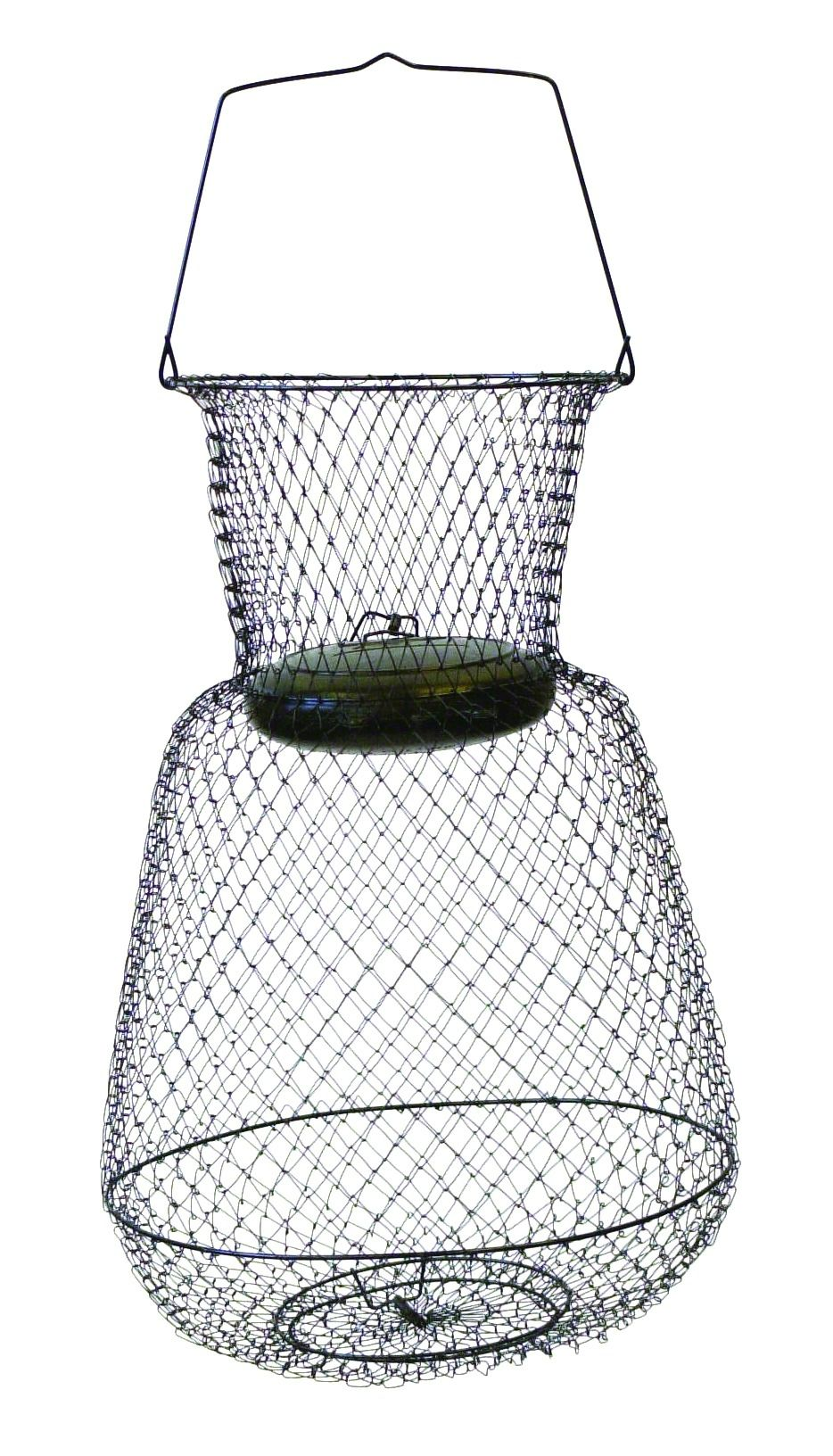 Floating wire fish basket for Live fish basket