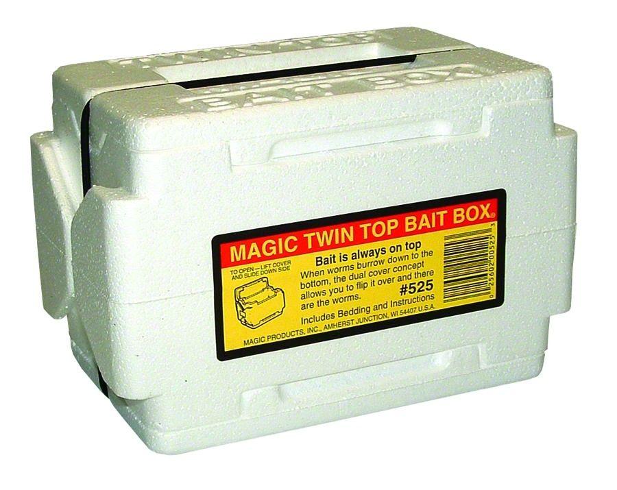 magic worm bedding instructions