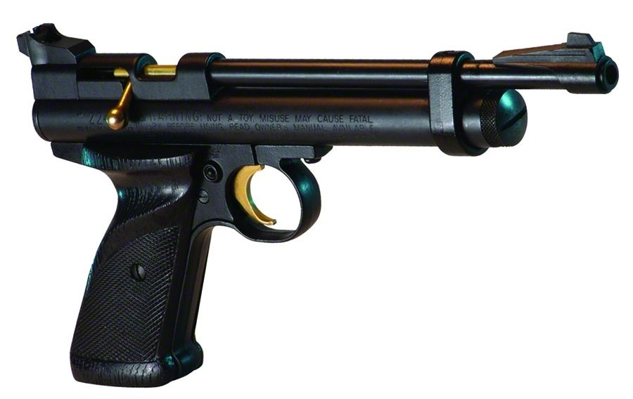 Co2 Single Shot Bolt Action Pistol