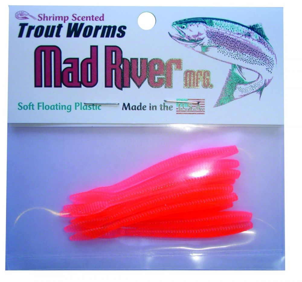 Mad River Trout Worms
