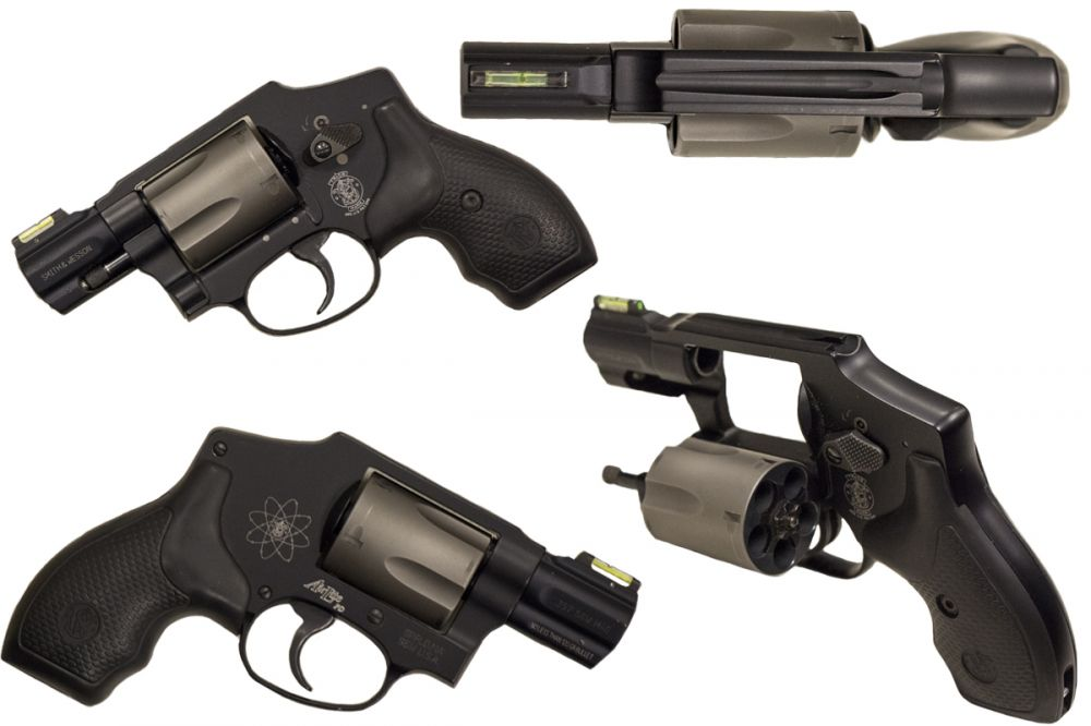 used Smith & Wesson 340PD  357 Mag