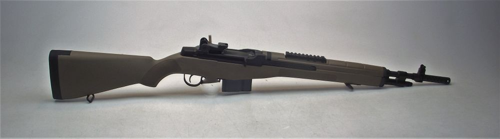 sed Springfield M1A Scout FDE