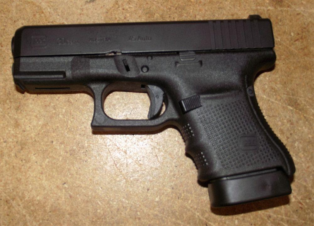 Glock 30s Gen 4 used Glock 30 Gen 4 45...
