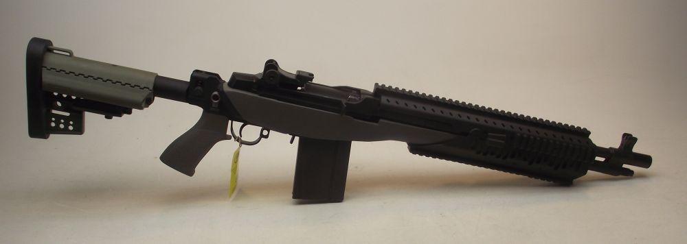 used Springfield M1A SOCOM II VLTOR