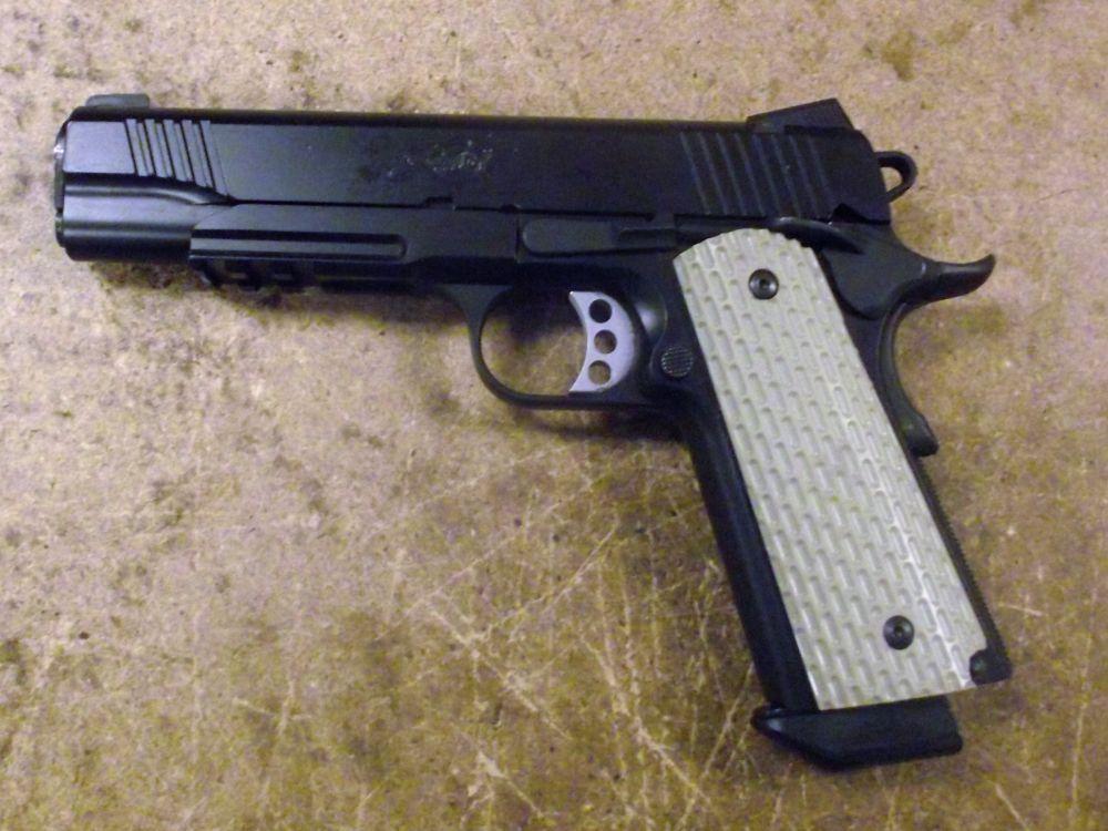 used Kimber Warrior  45
