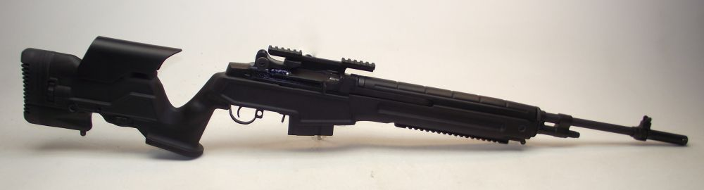 Used Springfield M1A Loaded Precision Archangel