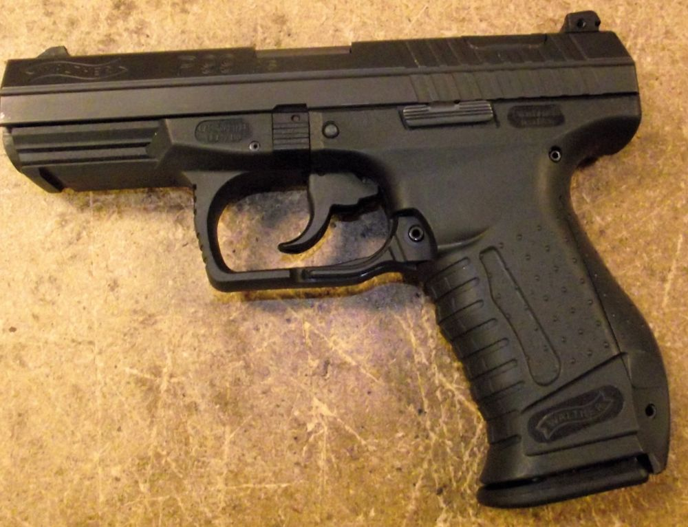 used walther p99 as 40 348 00