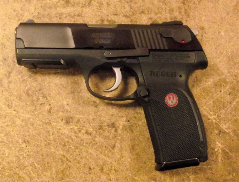used Ruger P345 45acp
