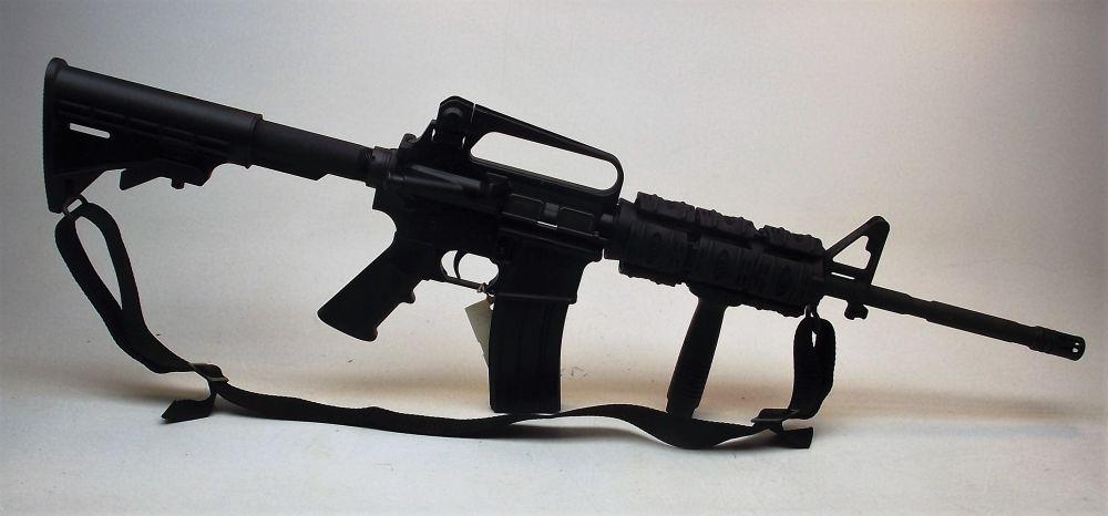 used Bushmaster Carbine XM15 5 56 AR-15