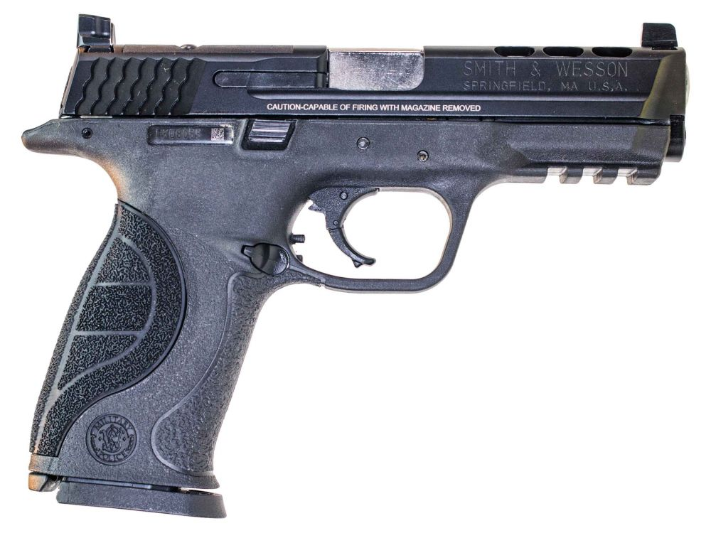 Used smith wesson core m p 9mm for M p ported core 9mm