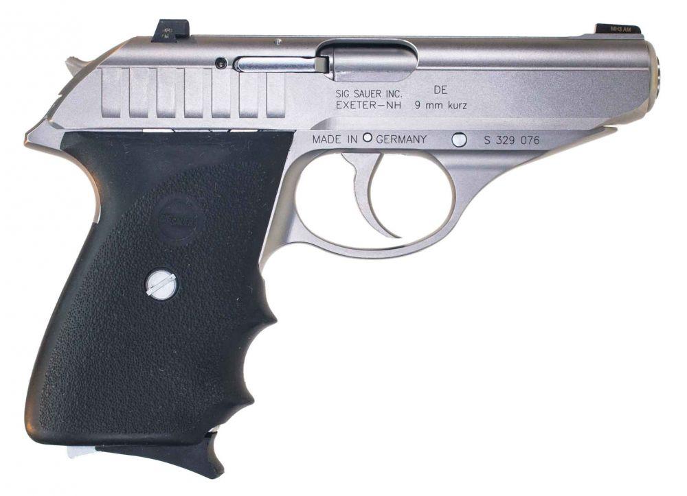 used sig sauer p232 ss night sights 380 799 00