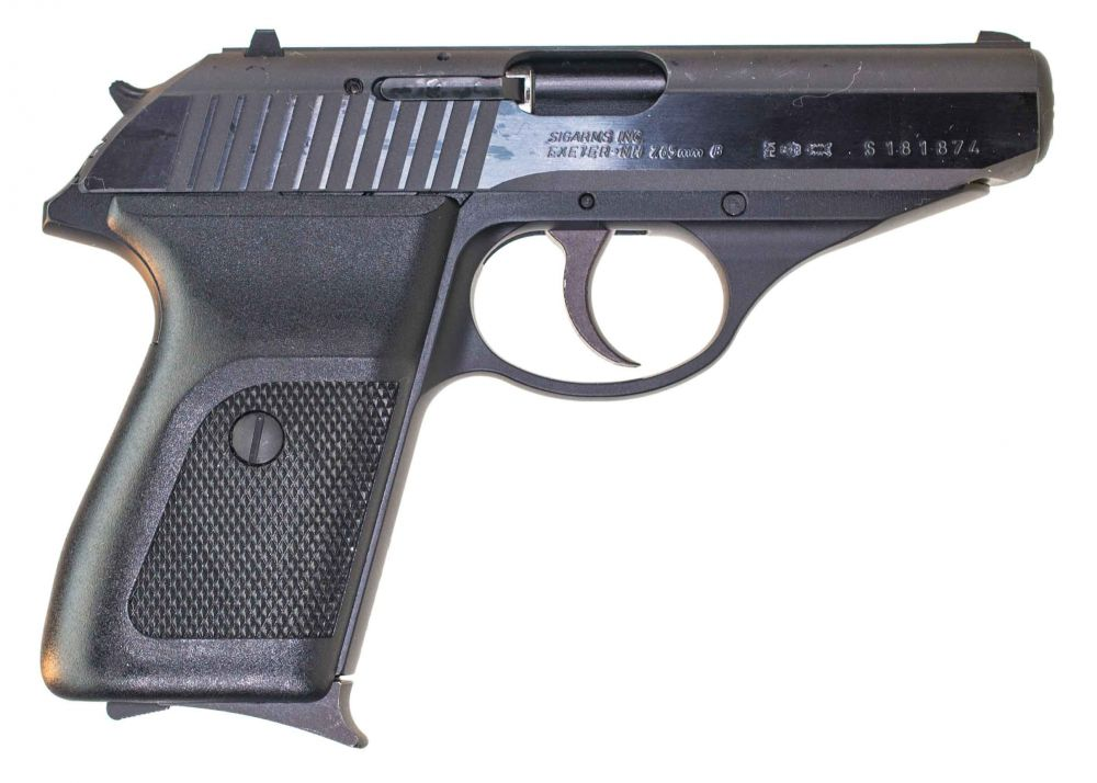 used Sig Sauer P230  32acp Manual Safety