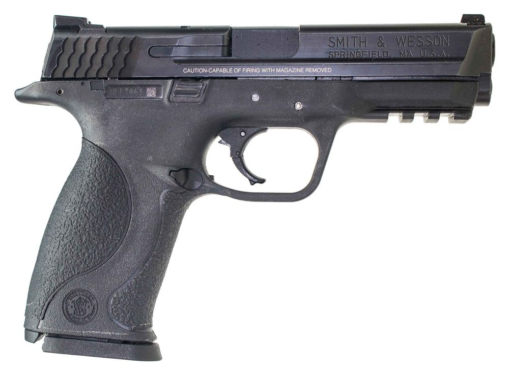used Smith and Wesson M&P 9mm Night Sights $439.00