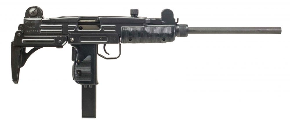 used IWI Uzi Model B 9mm