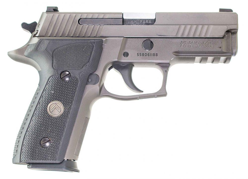used Sig Sauer P229R 9mm Legion 10rd