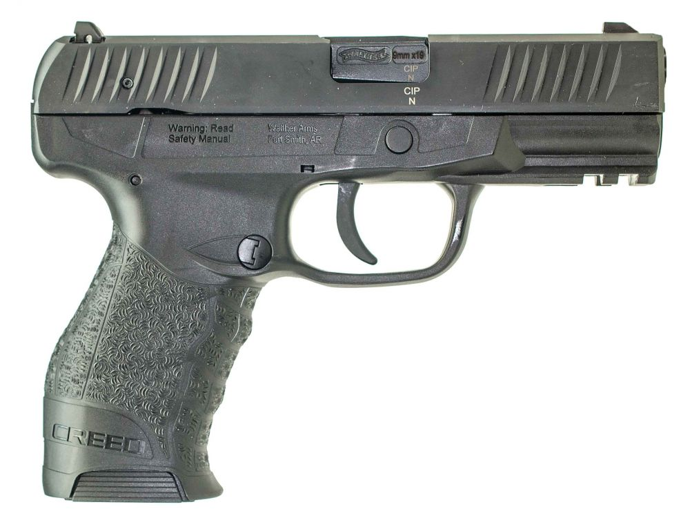 used Walther Creed 9mm