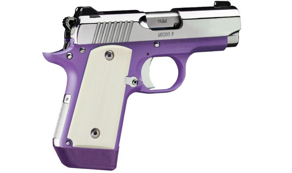 Kimber Micro 9 9mm 6rd 3 15 Violet