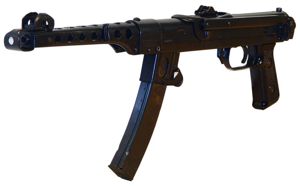 Inter Ordnance PPS43C 7 62x25 Syn 35Rd
