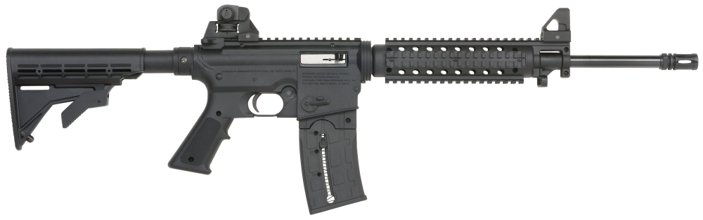 Mossberg Tactical Semi-Automatic 22 Long Rifle 25+1 Capacity