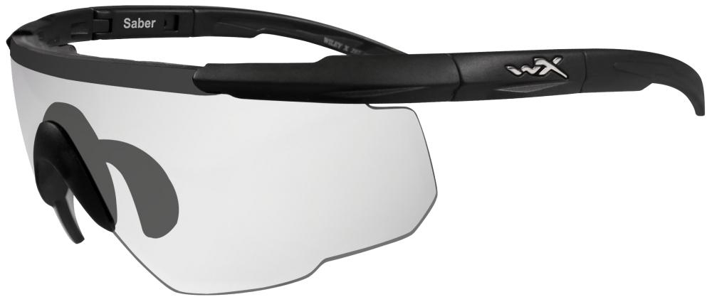 7947232fdc3 Wileyx Eyewear 303 SABER ADVANCED Safety Glasses Matte Black