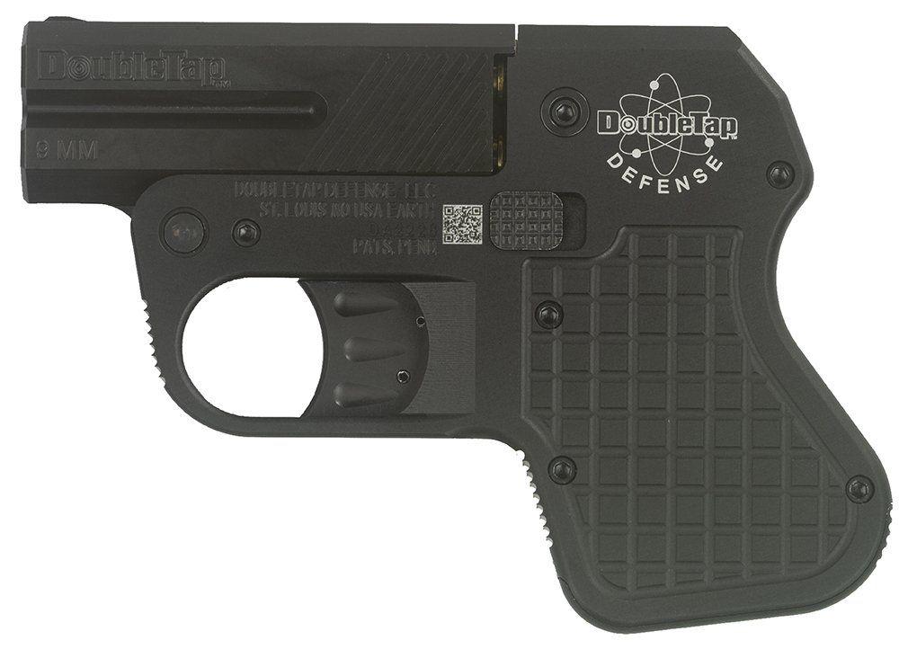 DoubleTap DT009001 Aluminum 2RD 9mm 3