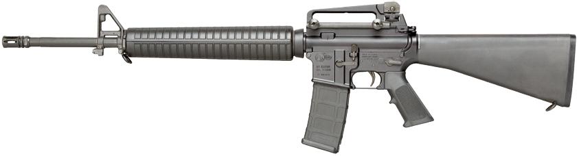 Colt AR15A4 AR-15 30+1 223REM/5 56NATO 20