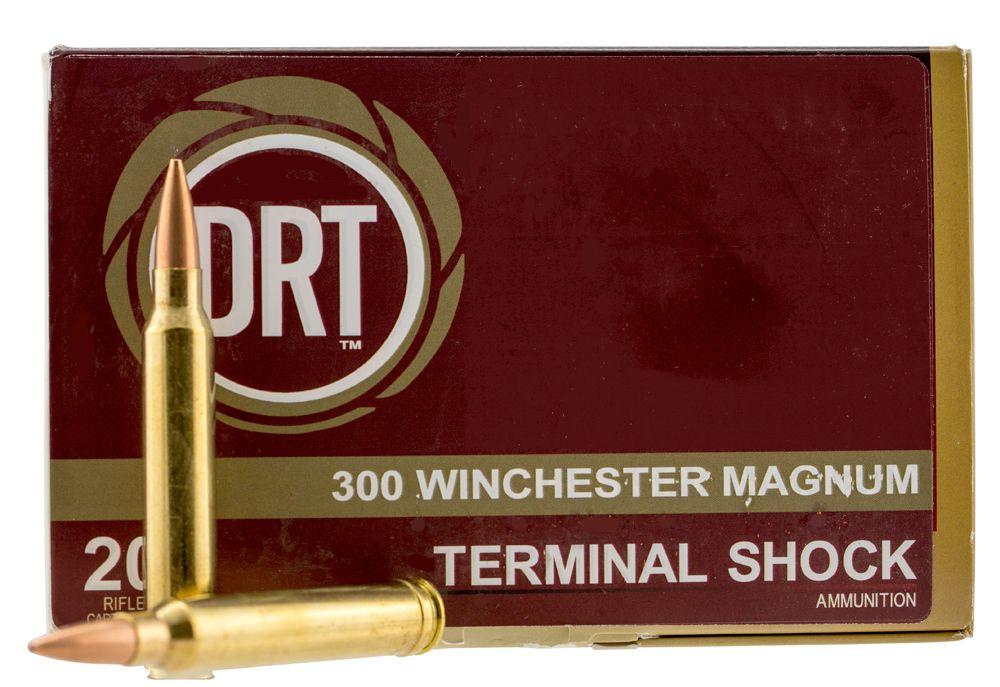 DRT 42214 300WIN 125 BTHP 20/50 $34.32