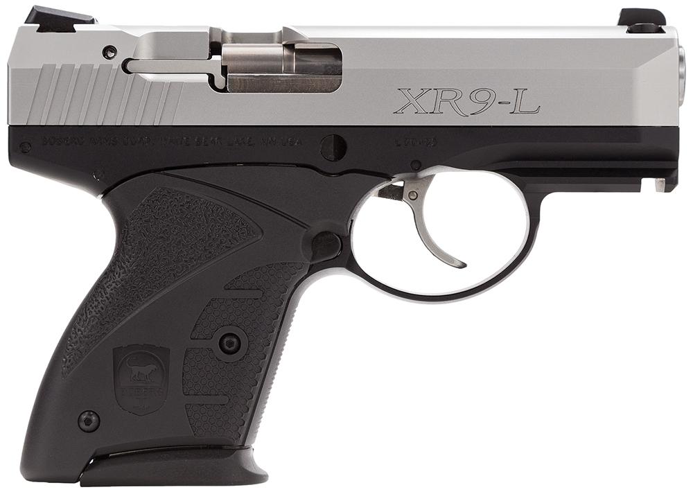 Boberg 1XR9L55BKFSVSBKG1 XR9-L Two-Tone 7+1 9mm