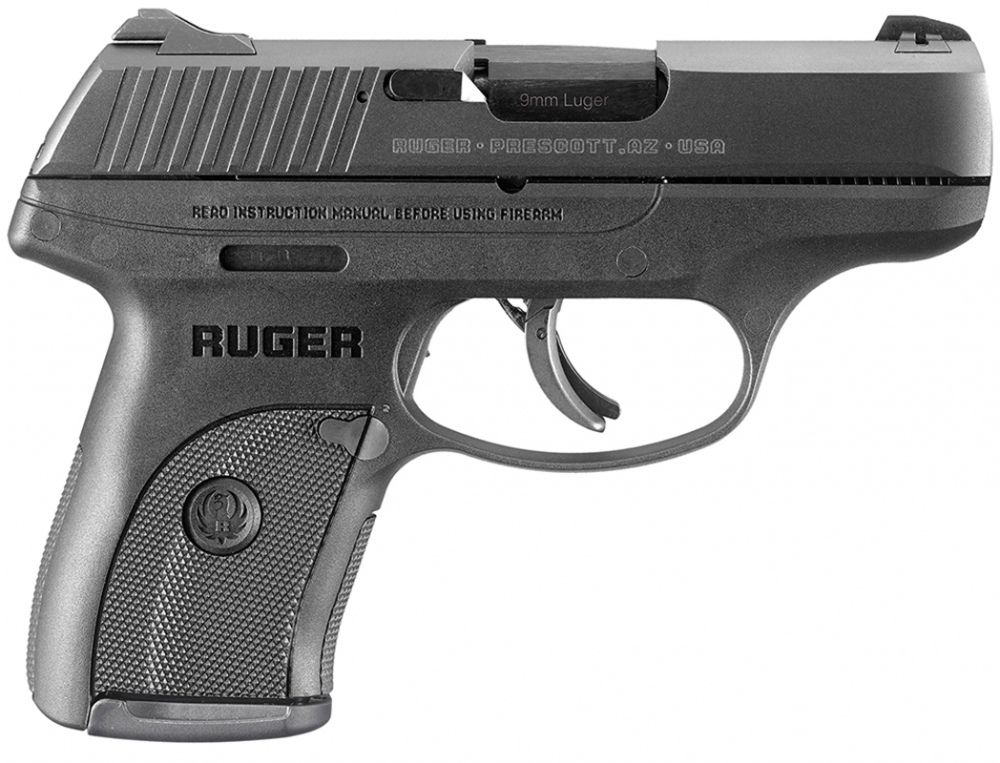 Ruger LC9S 9MM 3.12 7RD BL $253.00
